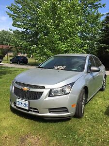 2012 Chevrolet Cruze 6 speed manua