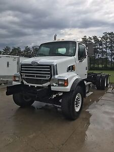 2008 Sterling Brand New Truck Used Engine