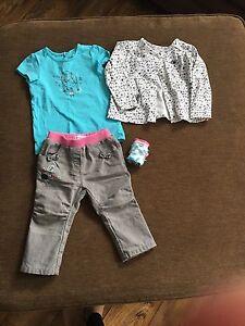 Vêtements bébé fille de 3 A 12m souris mini Saguenay Saguenay-Lac-Saint-Jean image 4