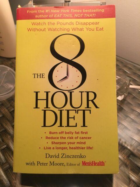 8 Hour Diet Book