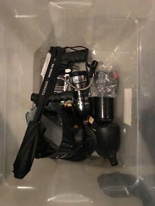Tippman custom pro paintball gun