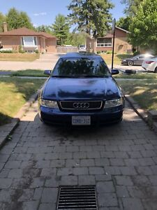 2001 Audi s4 2.7t price dropped read ad!