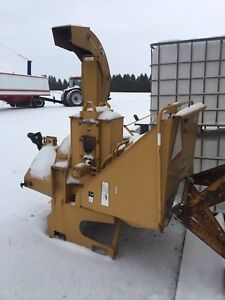 Vermeer 906 wood chipper