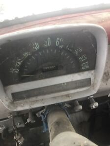 1958 internationl A100 step side 1/2 ton