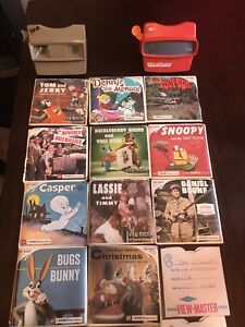 1950's Viewmaster Collection