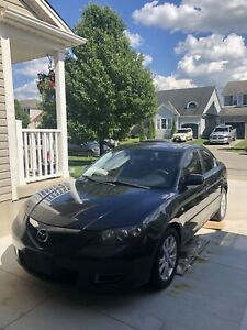 2007 Mazda 3 for sale as is