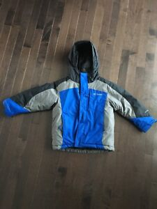 Excellent condition Columbia winter coat toddler 4/5