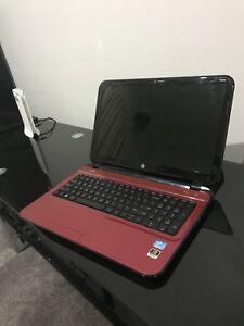 HP laptop i5 gen3 CPU 8GB RAM 128GB SSD nvidia GPU
