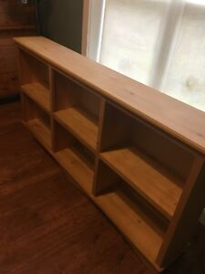 Beautiful Handcrafted Bookcase