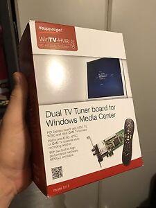Hauppauge Dual TV Tuner board for Windows Media Center