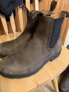 Ladies size 9 Blundstone Boots