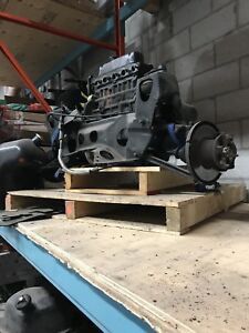 Austin Mini Automatic 1380 engine