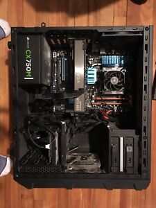 Selling gaming PC (specs in ad) - $600 OBO