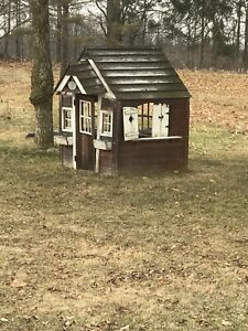Children's play house toy house