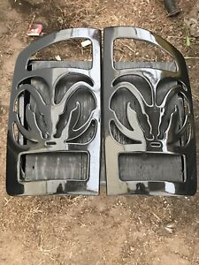 Dodge Ram tail light covers