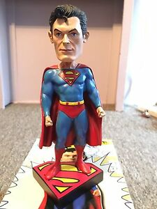 Superman Bobble head Collectors item