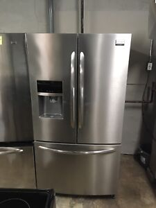 Mint 3 months old frigidaire gallery stainless fridge
