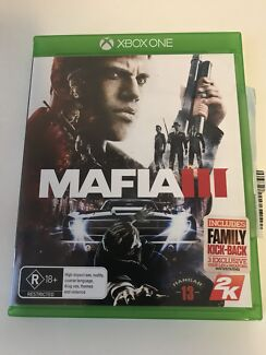 XBOX 1 - Mafia 3
