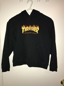 Thrasher & obey sweater