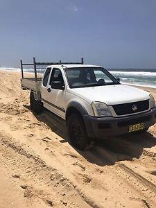 Ra rodeo turbo diesel 4x4 Charlestown Lake Macquarie Area Preview