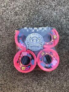 Speed demon skateboard wheels