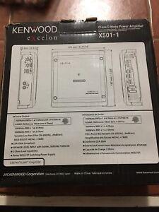 Kenwood Excelon x501-1 Amp