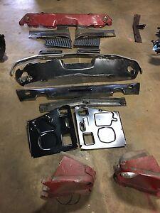 1967 1968 Mustang parts