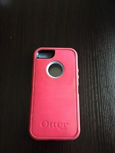 Otterbox Cell phone Case - iPhone 5/5s Pink/grey/blue