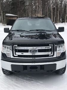 2013 Ford F-150 Super-crew Cab with only 93,204km