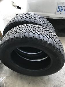 Goodyear nordic (winter tires)