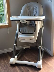 Graco Blossom -  Roundabout 4-in-1 Highchair