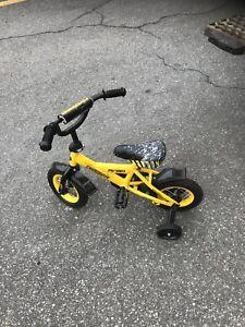 Vélo d'enfant - $30 Tel : 514-699-7889