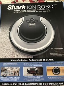 SHARK ION ROBOT VACUUM  MEET AIRDRIE
