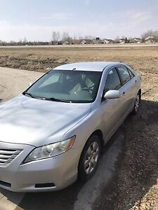 Safetied Toyota Camry