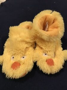 Hatley chicken slippers