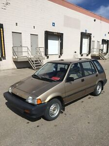 1986 Honda Wagovan *VTEC*