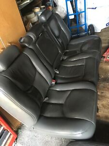 99-07 Chevy/GMC Rear Leather Seats