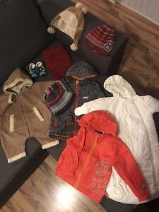 Vêtements pour bébé et enfant