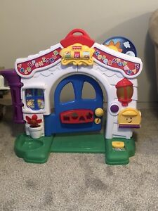 Fisher Price Interactive Learning House