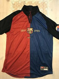 F.C Barcelona 1999/00 BRAND NEW Home Jersey