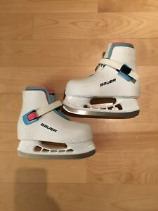 Patins enfant fille Bauer Lil angel Grandeur 10/11