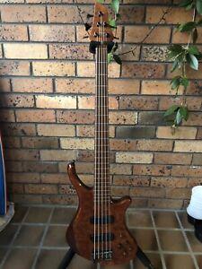 Belman custom 5 string bass