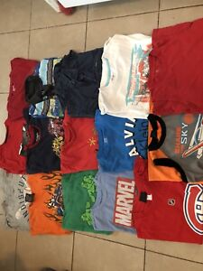 Boys summer clothes size 7/8. AVAILABLE