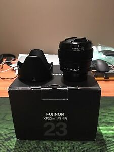 Fujifilm XF 23mm f/1.4 Sippy Downs Maroochydore Area Preview
