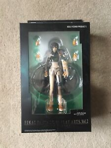 Final Fantasy VII Play Arts Vol 2 - Yuffie Kisaragi