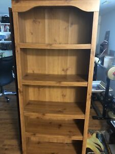 3 book shelves, free to first who can come.