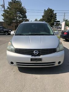 ****2007 NISSAN QUEST SL ONE OWNER NO ACCIDENT ****