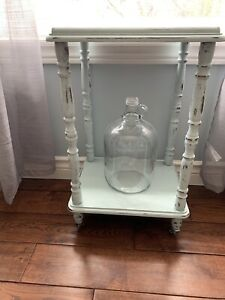 Vintage Two Tiered Stand