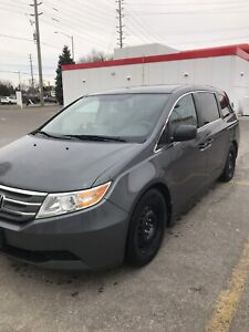 2013 HONDA ODYSSEY for Sale by Owner