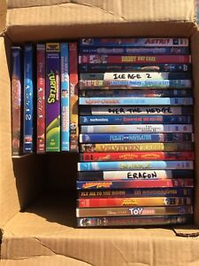 Extensive High-Quality DVD Collection